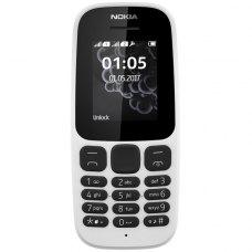 Мобільний телефон Nokia 105 Single Sim NEW White
