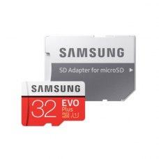 Карта пам'яті Samsung EVO Plus 32 GB Class 10