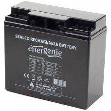 Акумулятор EnerGenie 12V 17Ah (BAT-12V17AH)