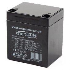 Акумулятор EnerGenie 12V 4.5Ah (BAT-12V4.5AH)