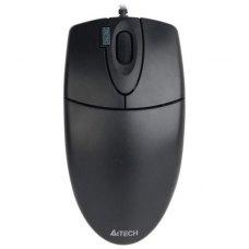 Мишка дротова A4Tech OP-620D USB Black