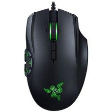Мишка дротова Razer Naga HEX V2 (RZ01-01600100-R3G1) Black