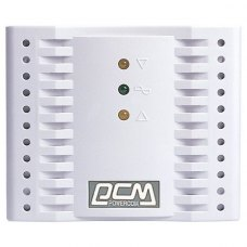 Стабілізатор напруги Powercom TCA-2000 White