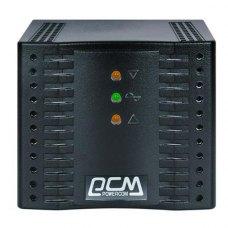 Стабілізатор напруги Powercom TCA-2000 Black