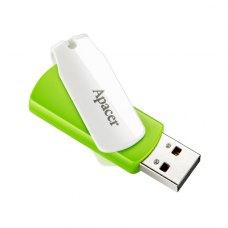 Apacer AH335 32GB Green-White (AP32GAH335G-1)