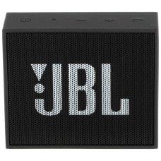 Портативна колонка JBL GO (GOBLK) Black