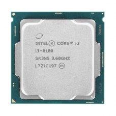 Процесор Intel Core i3-8100 3.6GHz/8GT/s/6MB (BX80684I38100) s1151 BOX