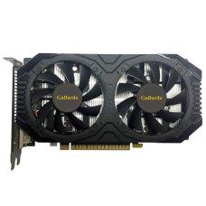 Відеокарта Manli GeForce GTX1050 2048Mb (M-NGTX1050G/5R8HDP-F357G) GDDR5 128bit DVI-D HDMI DP PCI-E3.0(ROHS)