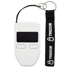 Trezor White New апаратний гаманець для криптовалюти (білий)