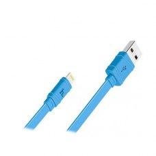 Кабель HOCO X5 Bamboo for lightning (Blue)