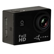 Екшн-камера AIRON Simple Full HD black (120°, 2 LCD, 1080P 30 FPS, 720P 30FPS, microSD до 128ГБ, USB2.0)