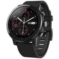 Смарт-годинник Xiaomi Amazfit Stratos (GPS) Black