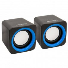 Акустична система 2.0 Greenwave SA-601 (R0015168) Black/Blue