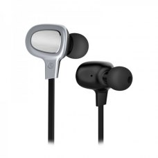 Bluetooth гарнітура Baseus B15 Seal bluetooth Earphone (NGB15-0S) Silver/Black