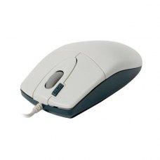 Мишка дротова A4Tech OP-620  White
