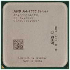 Процесор AMD A4-4000 3.0GHz/1MB (AD4000OKHLBOX) sFM2 BOX