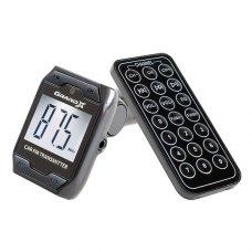 Автомобільний MP3-FM модулятор Grand-X CUFM71GRX Black