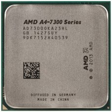 Процесор AMD Richland A4-7300 3.8GHz/1MB (AD7300OKHLBOX) sFM2 BOX
