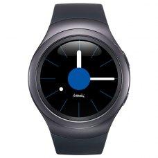 Смарт-годинник Samsung Gear S2 Sport SM-R720 (SM-R7200ZKASEK) Dark Gray