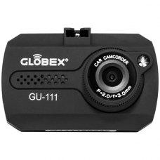 Відеореєстратор Globex GU-111 HD (1.3Мп H1014, 120/98 град.,AVI,1280x720/30fps, microSD/HC (up to 32GB),G-сенсор,нічний режим,USB2.0/HDMI,мікроф,180мА