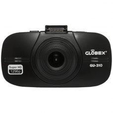 Відеореєстратор Globex GU-310 Super HD (екран 3,4Мп CMOS OV4689, кут огляду гориз./верт. - 170 / 98 град., MOV, 2304 х 1296/30fps, микроSDHC, до 32 Г