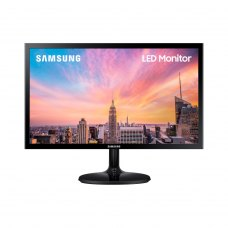 Монітор 21,5 Samsung S22F350F (LS22F350FHIXCI) black