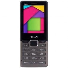 Мобiльний телефон Nomi i241 + Metal Dark Grey