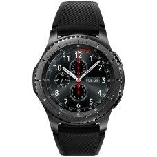 Смарт-годинник Samsung Gear S3 Frontier SM-R760 (SM-R760NDAASEK) Dark Gray