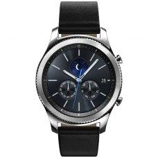 Смарт-годинник Samsung Gear S3 Classic SM-R770 (SM-R770NZSASEK) Silver