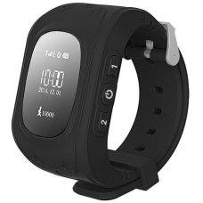 Смарт часы детские (GPS Tracker) Q50 (GW300) черные
