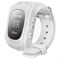 Смарт годинник дитячий (GPS Tracker) Q50 (White)