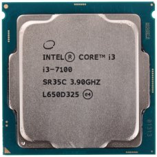 Процесор Intel Core i3-7100 3.9GHz/8GT/s/3MB (BX80677I37100) s1151 BOX