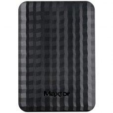 Зовнішній жорсткий диск HDD 2.5 1TB Seagate Maxtor M3 Portable Black (STSHX-M101TCBM) + промокод