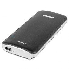 Зовнішній акумулятор PowerBank ColorWay 11000mAh 2 USB, Black