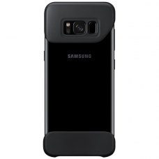 Чохол Samsung G955 (S8+) EF-MG955CBEGRU, 2 Piece Cover, Black & Black