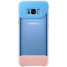 Чохол Samsung G955 (S8+) EF-MG955CLEGRU, 2 Piece Cover, Blue & Peach