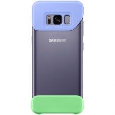 Чохол Samsung G955 (S8+) EF-MG955CVEGRU, 2 Piece Cover, Violet & Green