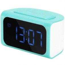 Годинник Remax RM-C05 with HUB blue