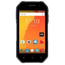 Мобiльний телефон Nomi i4070 Iron-M Black-blue