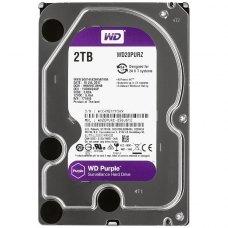 Жорсткий диск HDD 3.5 2TB WD (WD20PURZ)