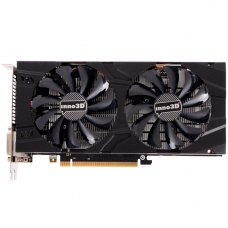 Відеокарта Inno3D GeForce GTX1060 6GB Twin X2 (N106F-5SDN-N5GS) GDDR 5, 192 Bit, PCI Express