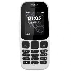 Мобільний телефон Nokia 105 Dual Sim 2017 White
