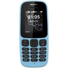 Мобільний телефон Nokia 105 Dual Sim 2017 Blue