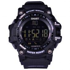 Смарт годинник EX16 (IP67, FSTN 1,12, BT4.0, 8month) (black)
