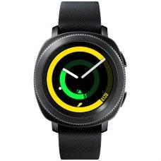 Смарт-годинник Samsung Gear Sport SM-R6000 (SM-R6000ZKASEK) Black