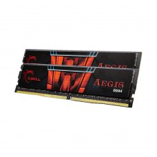 DDR-4 16GB KIT(2*8GB)  PC4-24000 (PC4-3000) Aegis  G.SKILL  Original
