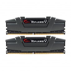 DDR-4 16GB KIT(2*8GB)  PC4-25600 (PC4-3200) RipjawsV (Gunmetal Gray) G.skill  Original