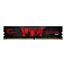 DDR-4  4GB   PC4-19200 (PC4-2400) G.SKILL  Original   Gaming Series - Aegis CL17 (F4-2400C17S-4GIS)