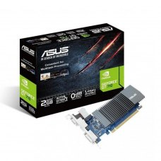 Відеокарта GeForce GT710 2GB ASUS (GT710-SL-2GD5) DDR5, 64 Bit, 954 MHz
