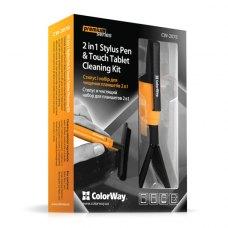 Чистячий засіб, ColorWay (CW-2078), Premium набір і стилус 2в1